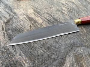 "8"" Gyuto Chef Knife Carbon Steel 04"