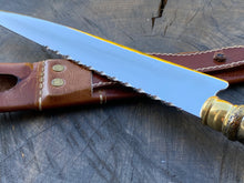 "Load image into Gallery viewer, 10"" Alpaca Filework Chef Knife - 04"