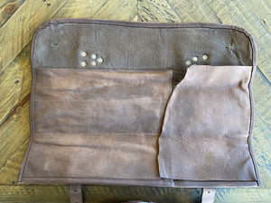 Custom Chef Roll bag Leather case JCB Medeiros 02