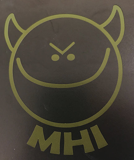 MHI Vinyl Sticker (ODG)
