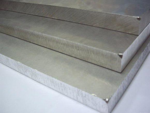 Alloy 5083 Marine Grade  Aluminium Plain Sheet 1520x3020x50.0mm