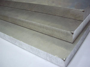 Alloy 5083 Marine Grade  Aluminium Plain Sheet 1520x3020x12.0mm
