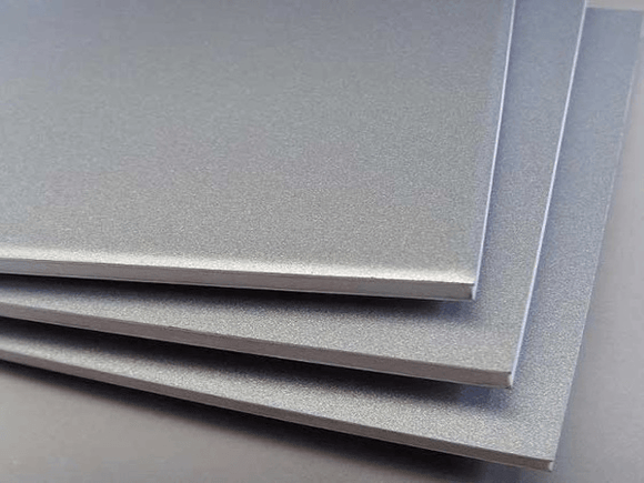 Alloy 6082 Aluminium Plain Sheet 1520x3020x40.0mm