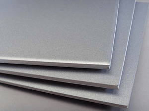 Alloy 6082 Aluminium Plain Sheet 1250x2500x3.0mm