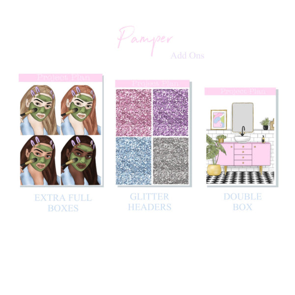 Pamper Mini Kit