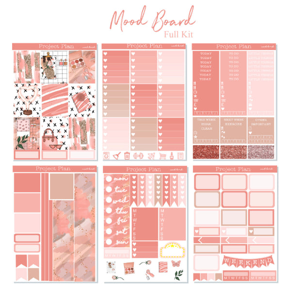 Mood Board Full Kit