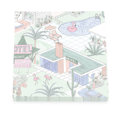 Palm Springs Sticky Notes by Ohh Deer