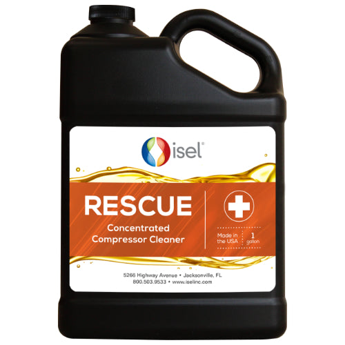 RESCUE Concentrated Compressor Cleaner