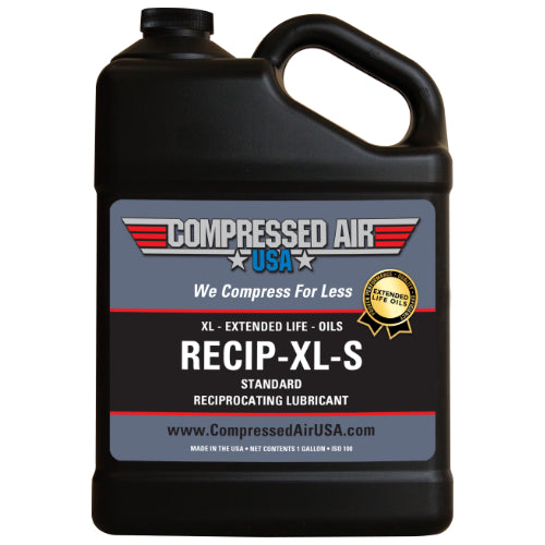 Standard 4000 Hour Reciprocating Air Compressor Oil (RECIP-XL-S)