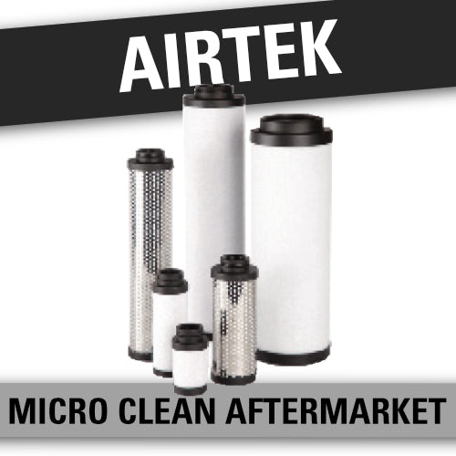 Airtek Line Filter Replacement Elements JL-C10, JL-F, JT-A, JT-C6, JT-C8, JT-C10, JT-F