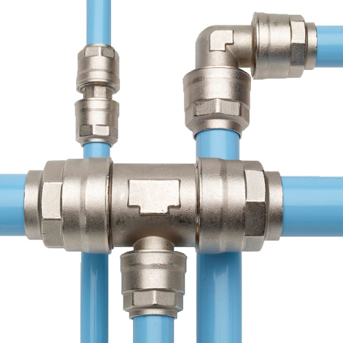 "Air Compressor Piping Install Kit (1/2"" to 1-1/2"")"