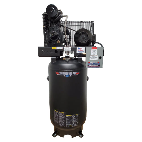 7.5HP CAUSA Reciprocating Air Compressor 80gal (RS07)