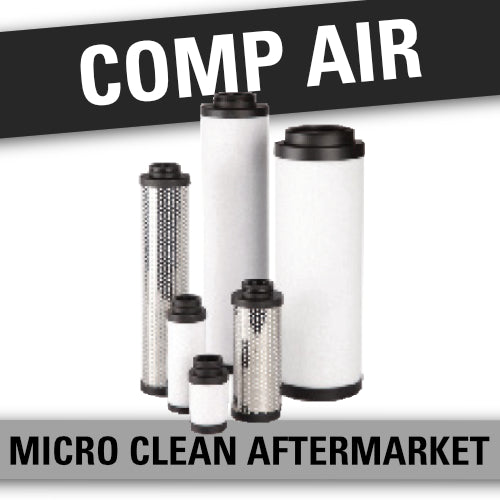 Comp Air Line Filter Replacement Elements CF-A, CF-B, CF-C, CF-CD