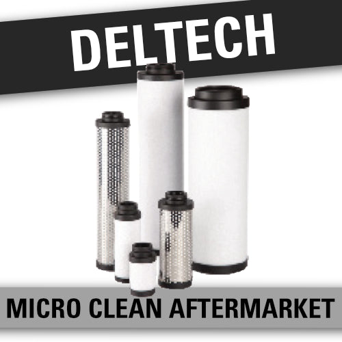 Deltech Line Filter Replacement Elements 810 Series, Mist Eliminator