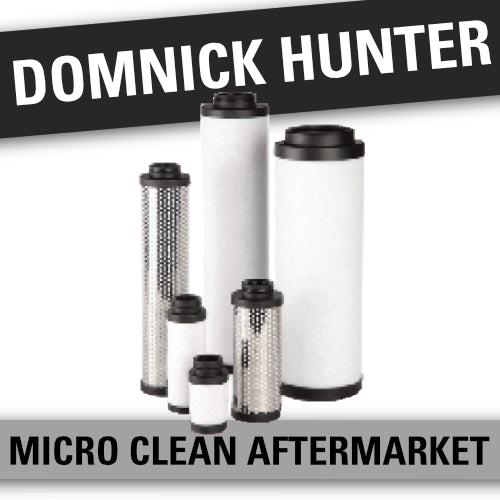 Domnick Hunter Line Filter Replacement Elements ACS, AO, AR, C-MS
