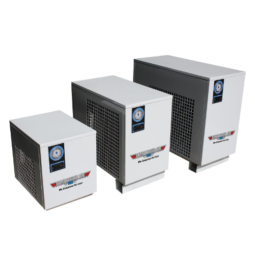 340CFM Micro Clean Refrigerated Air Dryer (MC-RDX-340)