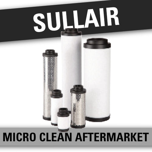 Sullair Line Filter Replacement Elements