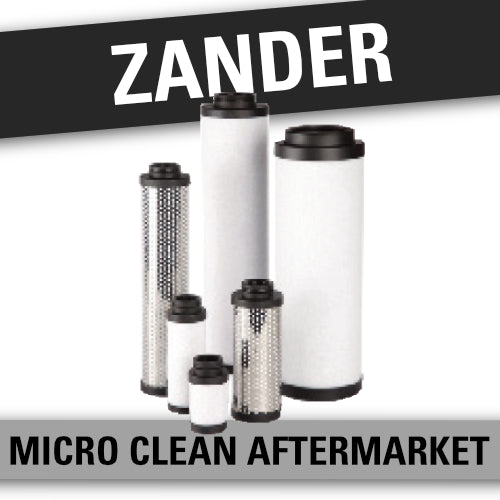 Zander Line Filter Replacement Elements Y, Z, ZP
