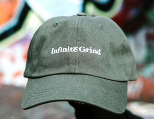 "Bottle Green ""Infinite Grind"" Kasket"