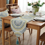 Adit Circle Table Runner
