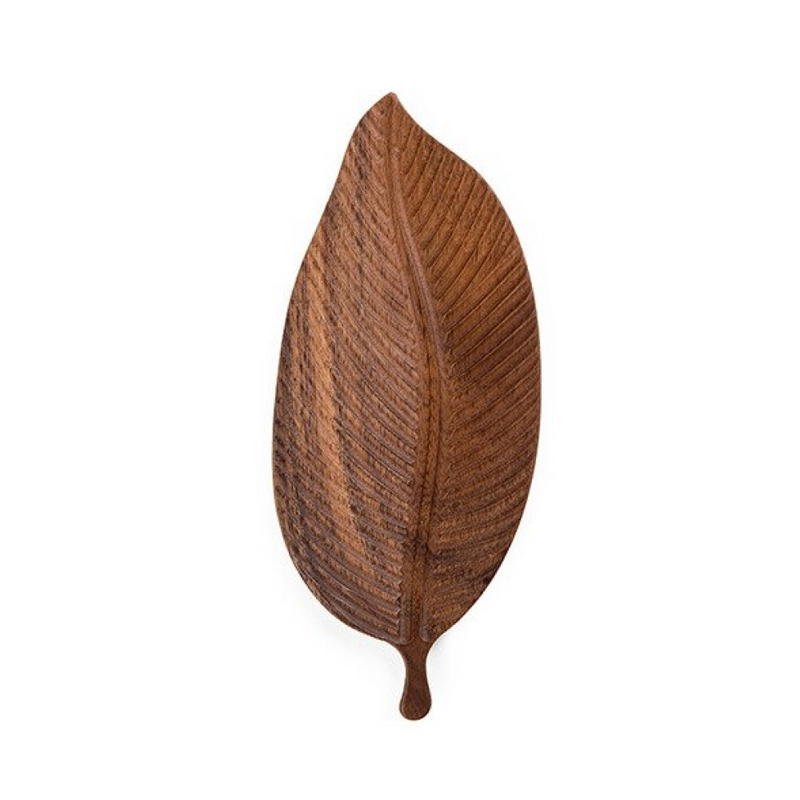 Arcadia Leaf Serving Tray