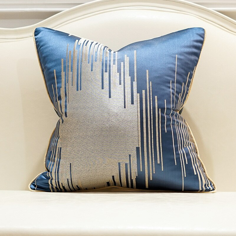 Marlene Geometric Abstract Pillow