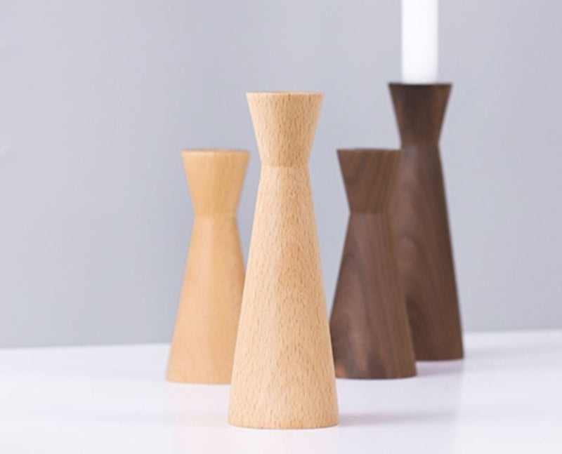 Sven Nordic Candle Holders