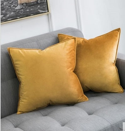 Vinzo Velvet Pillow Covers