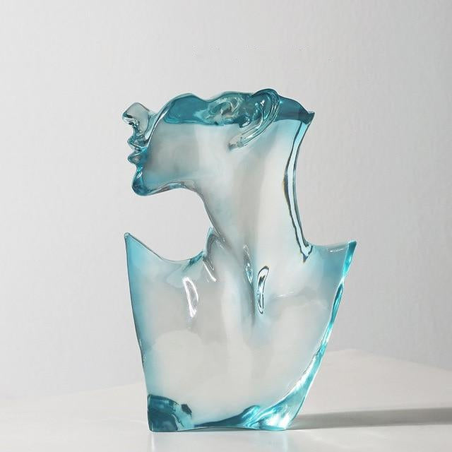 Reflections in Thought Translucent Sculpture