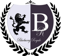 Blueburry Royale Custom Clothes Logo