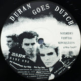 "Duran Duran : Duran Goes Dutch (12"", Promo)"