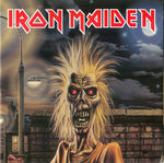 Iron Maiden : Iron Maiden (CD, Album, Enh, Ltd, RE, RM, Min)
