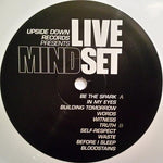 Mindset (5) : Live At The Champion Ship (November 21, 2009) (LP, Album, Whi)