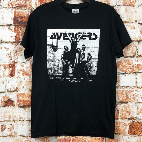 Avengers, new band shirt