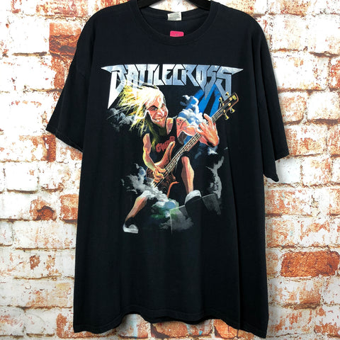 Battlecross, used band shirt (2XL)