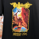 Deathhammer, used band shirt (M)