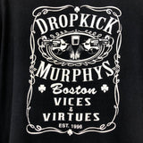 Dropkick Murphys, used band shirt (L)