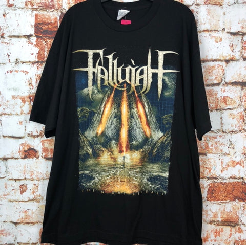 Fallujah, used band shirt (2XL)