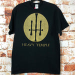 Heavy Temple, used band shirt (M)