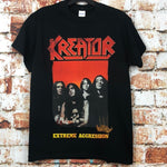 Kreator, new band shirt
