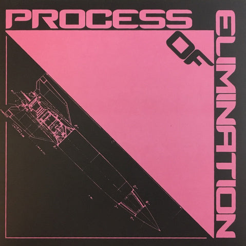 Process Of Elimination (4) - Won`t Comply - EP (7`) (NM or M-)