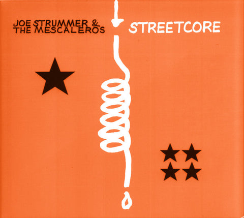Joe Strummer & The Mescaleros - Streetcore (CD, Album, Dig) (VG+)