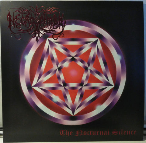 Necrophobic : The Nocturnal Silence (LP, Album, RE)