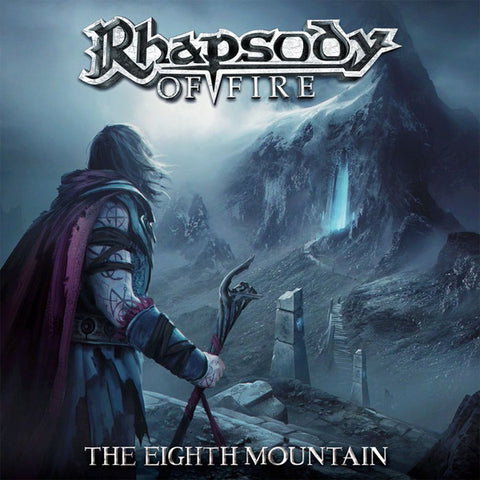 Rhapsody Of Fire - The Eighth Mountain (CD, Album, Dig) (NM or M-)