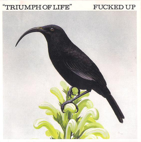 "Fucked Up - Triumph Of Life (7"", EP, Pin) (VG+)"