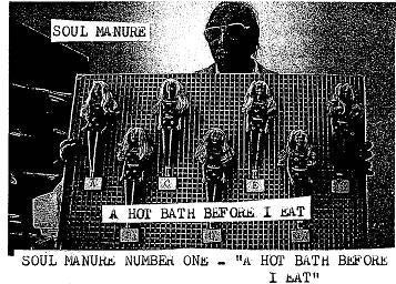 Soul Manure - A Hot Bath Before I Eat (Cass, Ltd, Num, C46) (NM or M-)