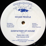 "House People : Godfather Of House (12"")"