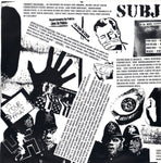 "Subjugated - Up The Punx! (7"") (VG+)"