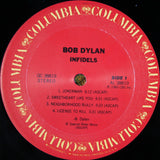 Bob Dylan - Infidels (LP, Album, Pit) (NM or M-)