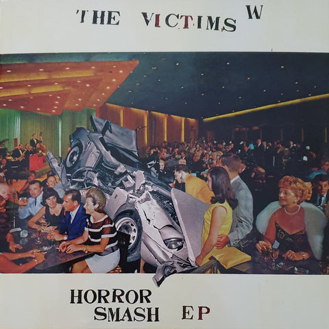 "The Victims - Horror Smash EP (7"", EP) (NM or M-)"